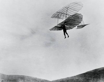 wer hat das fliegen erfunden